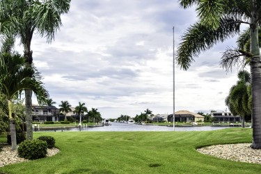 A canal view in Punta Gorda Isles.